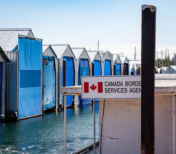 Canoe Cove Marina CBSA - Gallery