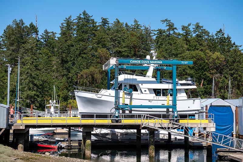 Canoe Cove Boat - Gallery