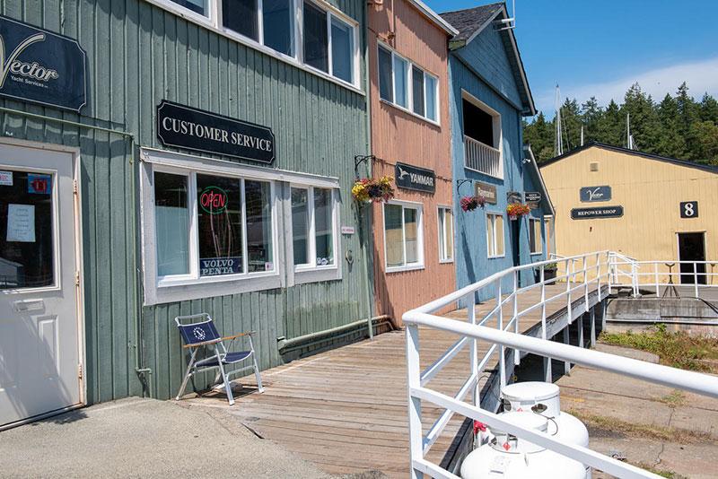 Canoe Cove Shops - Gallery