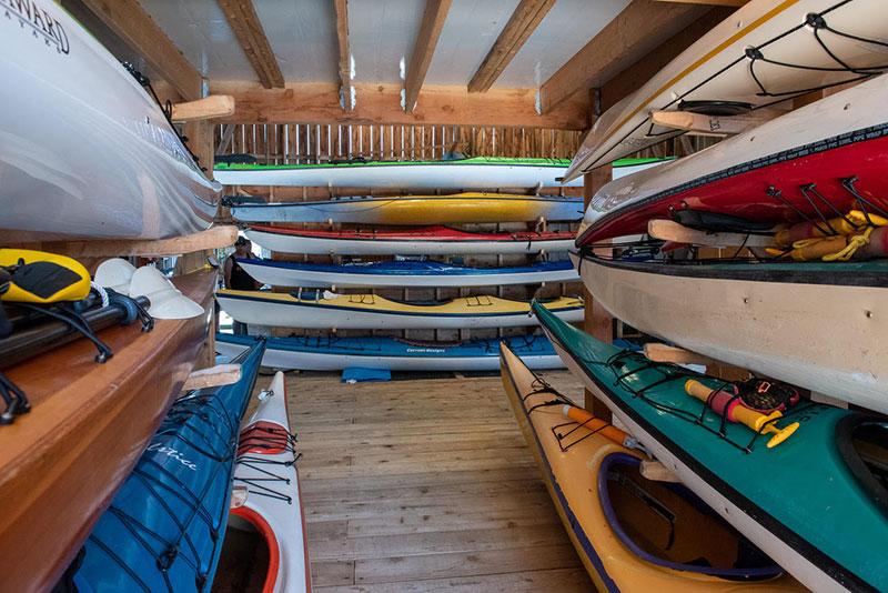 Canoe Cove Kayak Rentals - Gallery