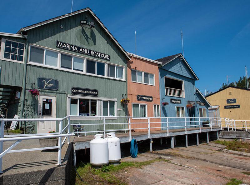 Canoe Cove Marina - Gallery