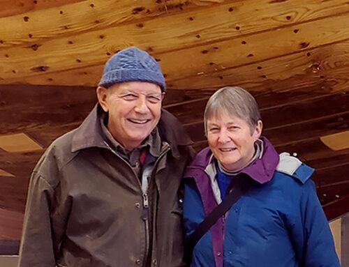 Trish & Kaspar Schibli: A Sailing Love Affair